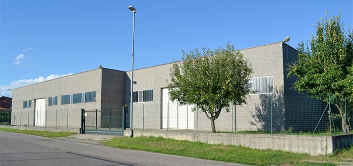La sede Eidosolutions di Besnate (VA)
